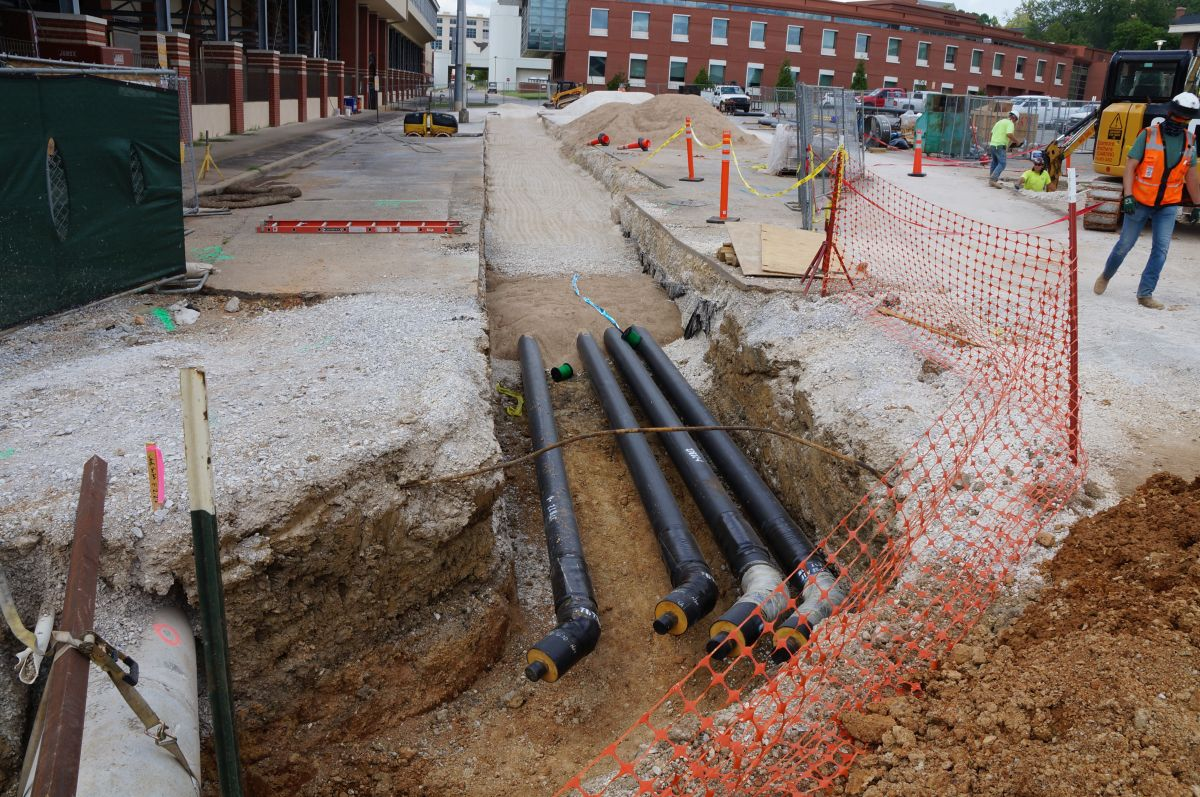 University_of_Arkansas_Track_Operations_Piping_Mountain_Mechanical