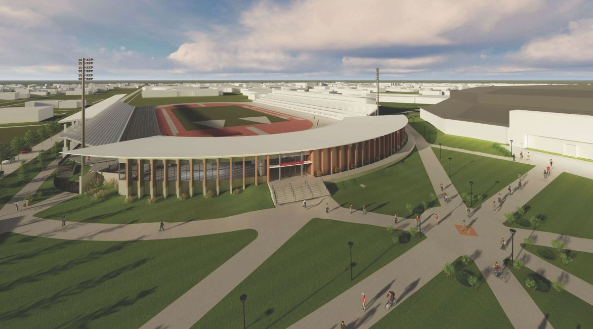 University_of_Arkansas_Track_Operations_Rendering_Mountain_Mechanical