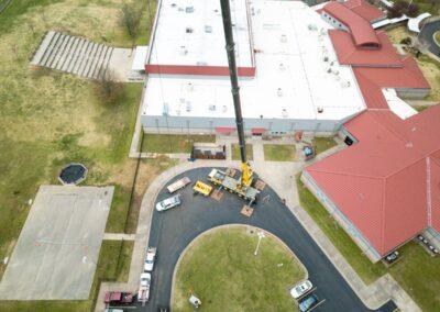 Fayetteville Public Schools – HVAC Upgrades for Multiple Gymnasiums